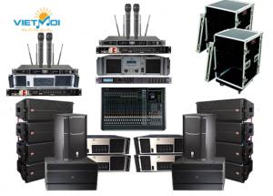 Địa chỉ cung cấp dàn âm thanh đám cưới chất lượng cao, giá tốt nhất thị trường