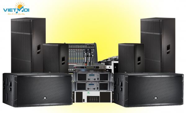 Bộ dàn âm thanh chuyên nghiệp cho hội trườngVM-HT008