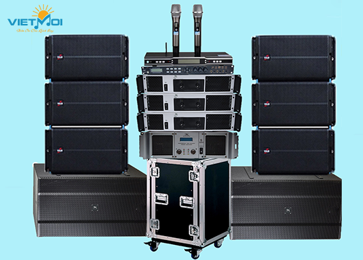 Bộ dàn âm thanh chuyên nghiệp VM-HT010