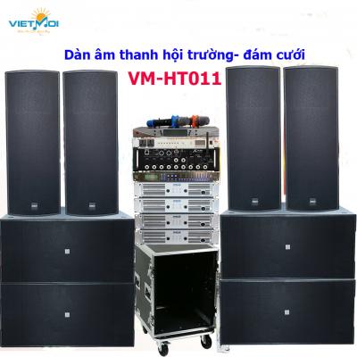 Bộ dàn âm thanh hội trường chuyên nghiệp VM-DC011