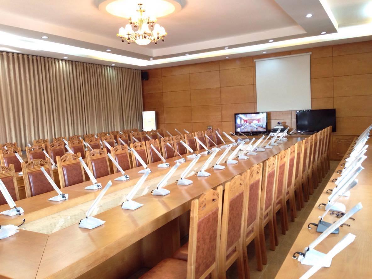 Tư vấn lắp đặt âm thanh cho phòng họp chuẩn chất lượng