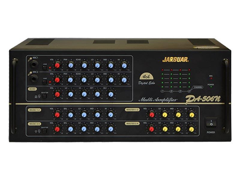 Tìm hiểu về Amply Jarguar 506N Gold
