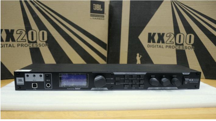 Vang số Karaoke JBL KX200 (Ba Sao)