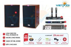 Dàn karaoke gia đình VM-GD536