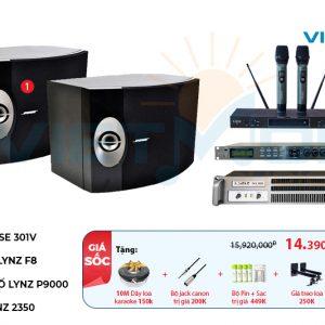 Dàn karaoke gia đình BOSE VM-GD041