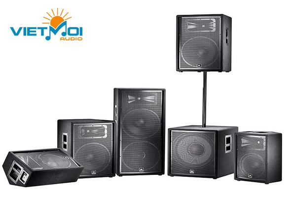 Loa hội trường JBL SRX cho dàn âm thanh chuyên nghiệp