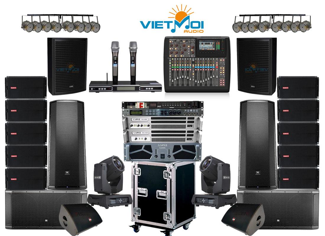 Tiêu chuẩn giải pháp thiết kế hệ thống âm thanh hội trường