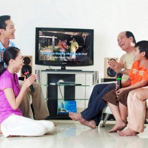 Bí quyết lựa chọn bộ dàn karaoke gia đình chất lượng