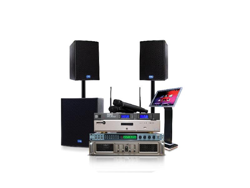 Dàn karaoke gia đình hay, chất lượng sẽ gồm những thiết bị nào