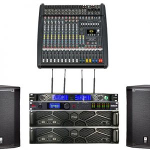 Dàn âm thanh hội trường VM-HT003