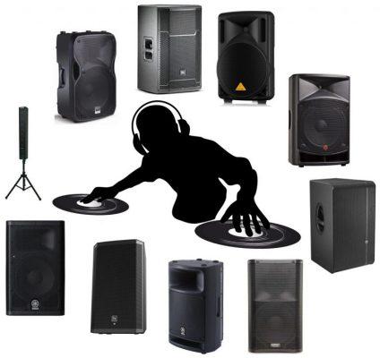 loa nghe nhạc dj vietmoiaudio