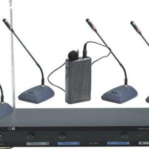 Micro hội nghị Bosch đại biểu CCS-DS cần ngắn
