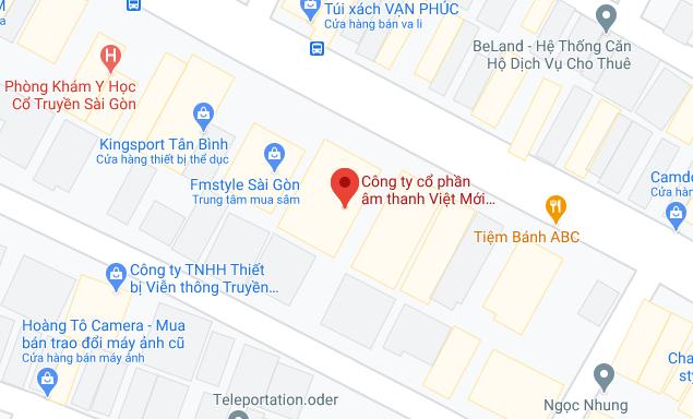 Số 1039 Cách Mạng Tháng 8, P7, Quận Tân Bình, TP.HCM