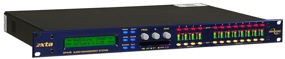 Thiết bị chia tần số Control XTA DP448