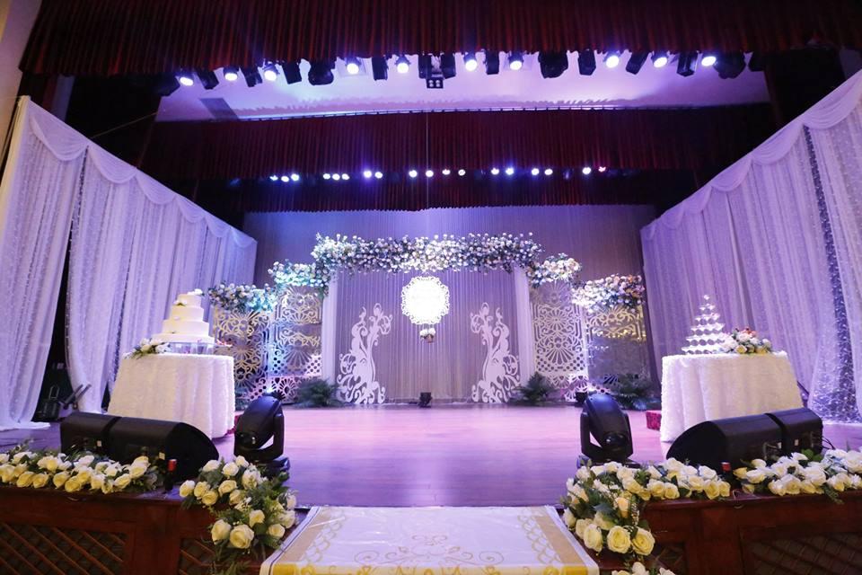 Lắp đặt dàn âm thanh cho đám cưới tại nhà hàng tại quận Thủ Đức