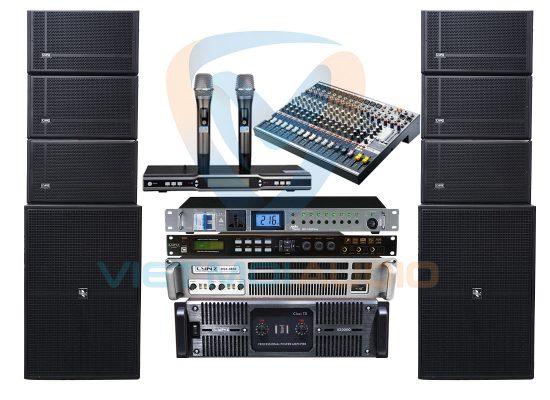 Dàn âm thanh đám cưới VM-DC004