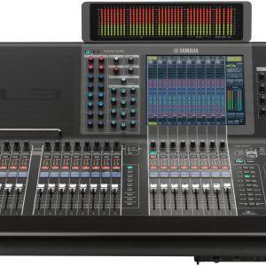 Bàn mixer Yamaha Digital CL 3 64 mono, 8 stereo chính hãng