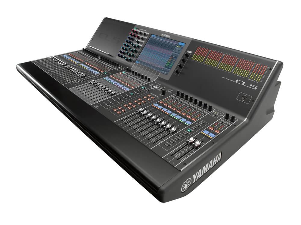 Bàn mixer Yamaha Digital CL 5 72 mono, 8 stereo