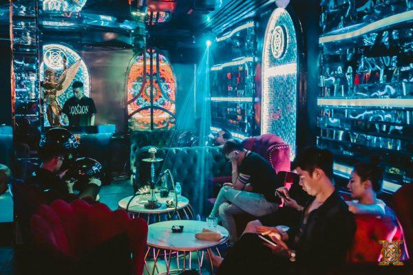 Hệ thống âm thanh cho quán bar MAGIC Lounge