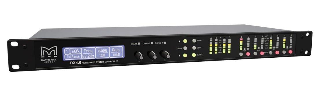 Thiết bị quản lý loa Martin Audio DSP DX4.0