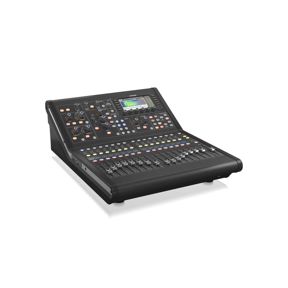 Mixer Digital Midas M32R thiết kế tương lai cổ điển