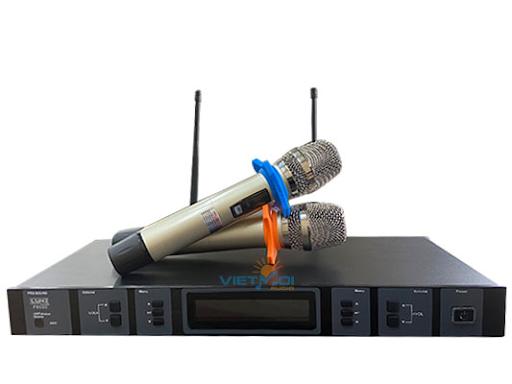 micro chính hãng cho dàn karaoke gia đình