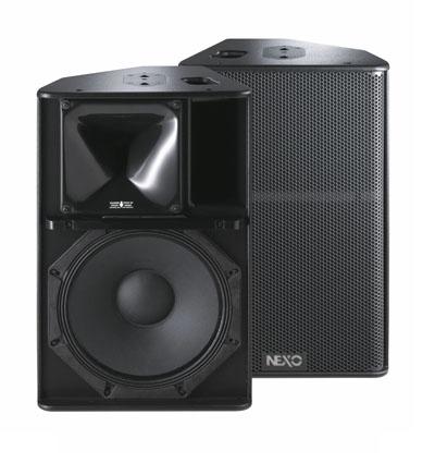 Loa karaoke NEXO PS10 R2