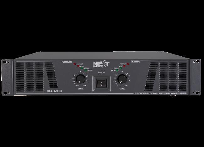 Cục đẩy 2 kênh NEXT-PROAUDIO MA3200