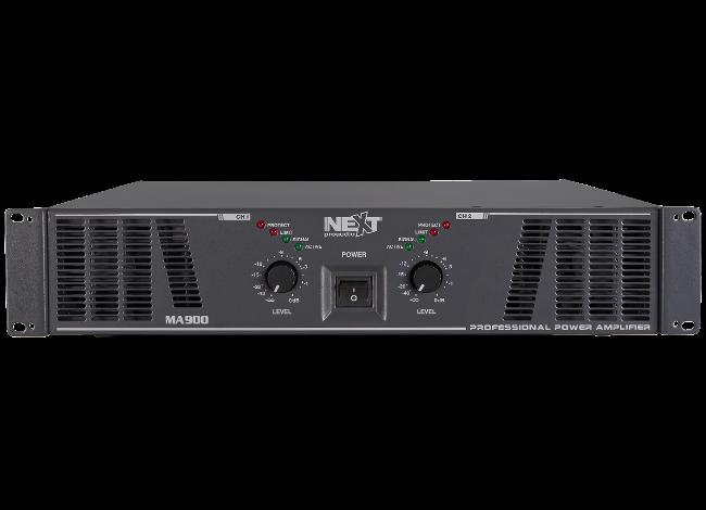 Cục đẩy 2 kênh NEXT-PROAUDIO MA900