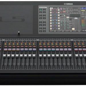 Bàn mixer Digital Yamaha QL 5 64 mono, 8 stereo