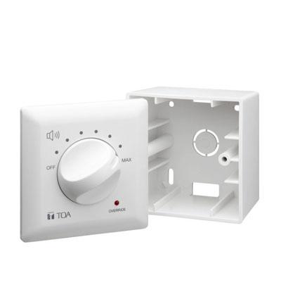 Chiết áp điều chỉnh âm lượng TOA 12W AT 4012