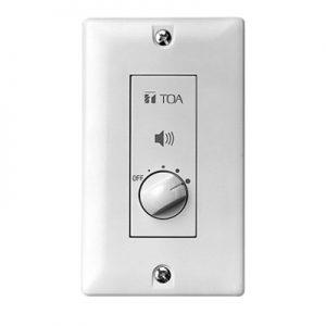 [Âm Thanh TOA] Chiết áp điều chỉnh âm lượng TOA 60W AT 603AP