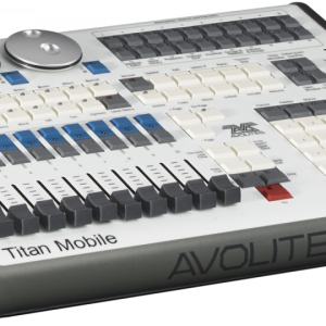 Bàn điều khiển ánh sáng Avolites Titan Mobile DMX Lighting Console