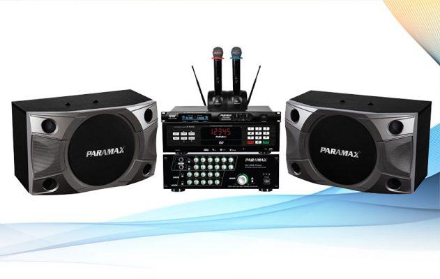 bộ dàn âm thanh karaoke paramax2