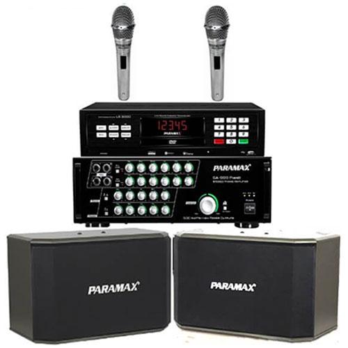 Vì sao nên sử dụng bộ dàn âm thanh karaoke paramax?