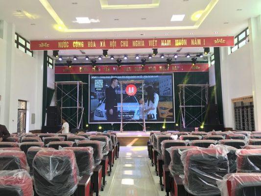 Âm thanh sân khấu, hội nghị