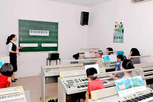 hệ thống âm thanh phòng học