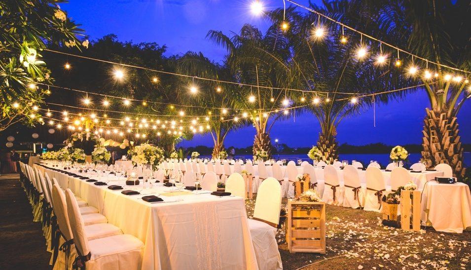 Những lưu ý với dàn âm thanh cho đám cưới ngoài trời