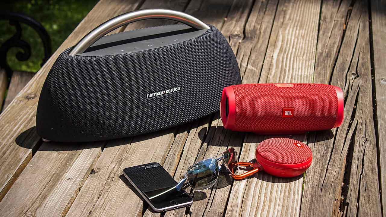 Loa Bluetooth chính hãng, Việt Mới Audio