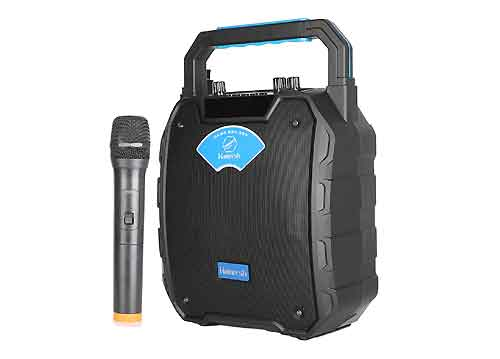 Loa karaoke mini mang đến chất lượng âm thanh maxi