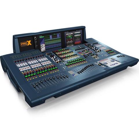 Mixer Digital MIDAS PRO X-CC-IP kết hợp 168 kênh 99 MIX BUSES