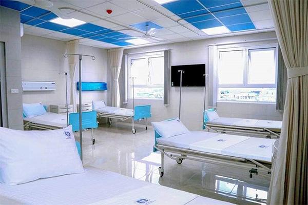 Dự án lắp đặt âm thanh cho bệnh viện đa khoa tại Thanh Hoá
