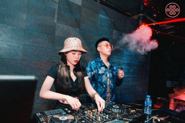 hệ thống âm thanh quán bar cực chất cho China Town