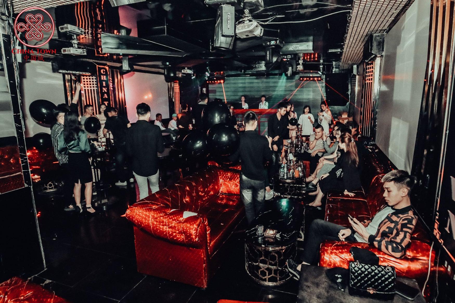 Dàn âm thanh quán bar cực chất cho China Town