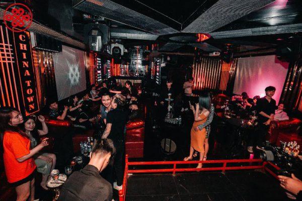 Hệ thống âm thanh quán bar cực chất cho China Town, Hà Nội