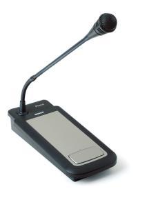 Micro tụ điện để bàn BOSCH Plena LBB 1950/10