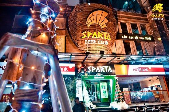 Dự án lắp đặt hệ thống âm thanh cho Spatar Beer Club