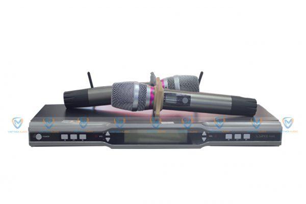 Micro không dây LYNK F6000 - sự chỉnh chu tỉ mỉ tới từng cm
