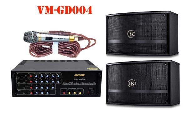 Dàn karaoke VM GD 004