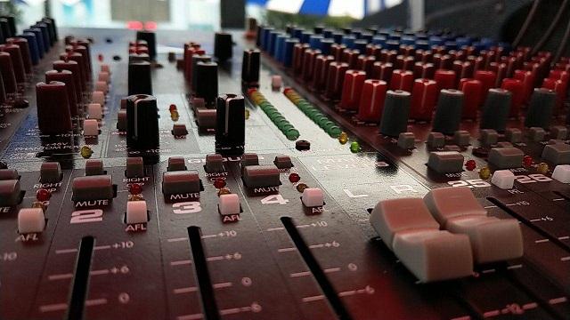 âm thanh dùng trong sự kiện
